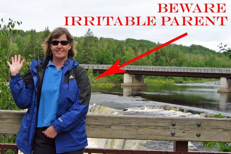 Irritable Parent