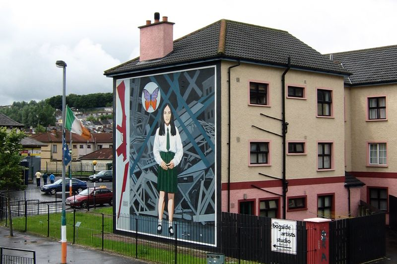 Bogside Girl