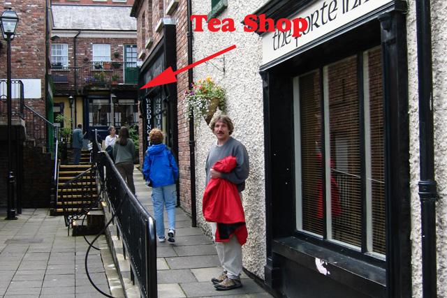 Tea Shop#1