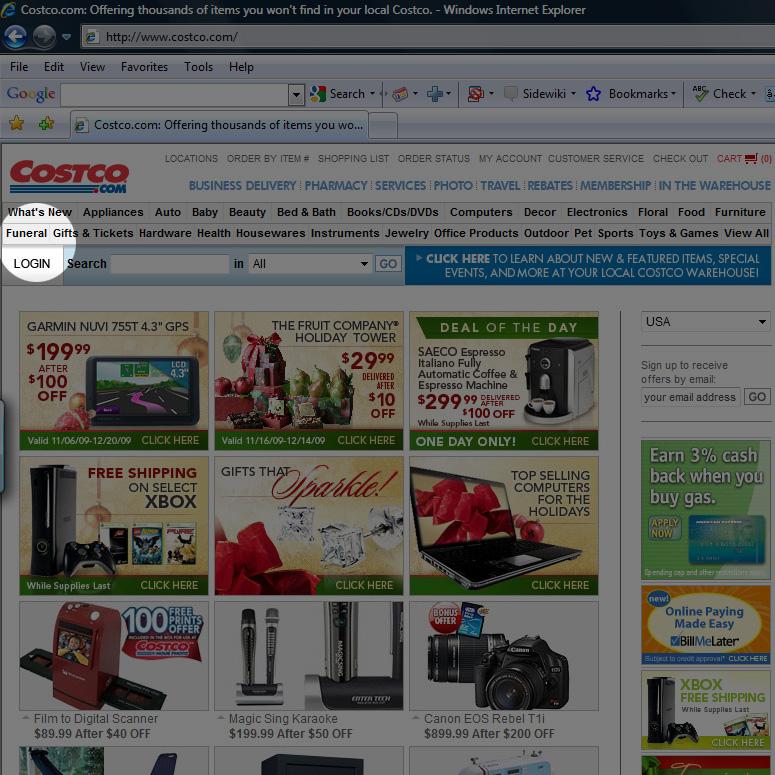 Funny Costco Info #2