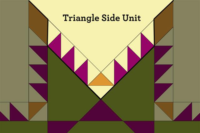 Triangle Side Unit-web
