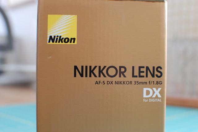 New lens 1