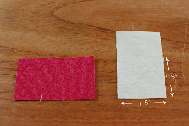 First rectangles