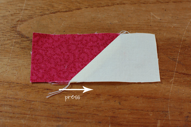 Step 3 pressed