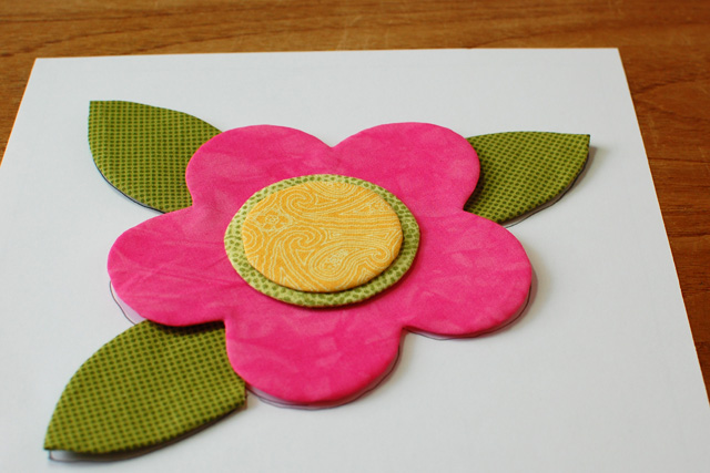 Flower step 8-web