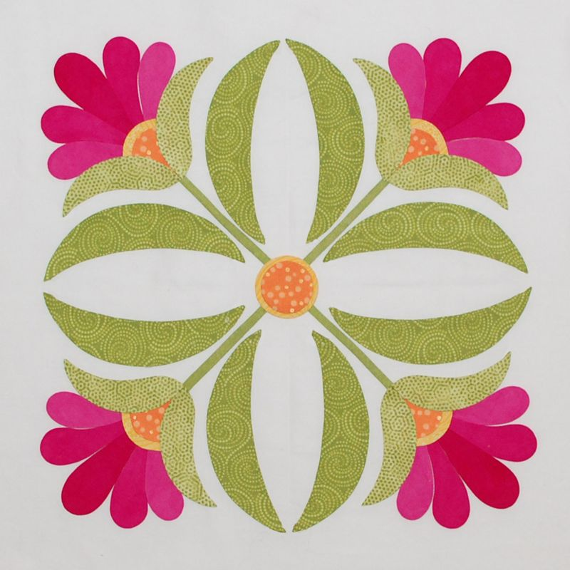 Wild image with regard to free printable flower applique patterns