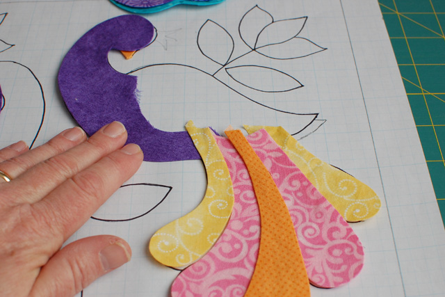 Glue tail 2