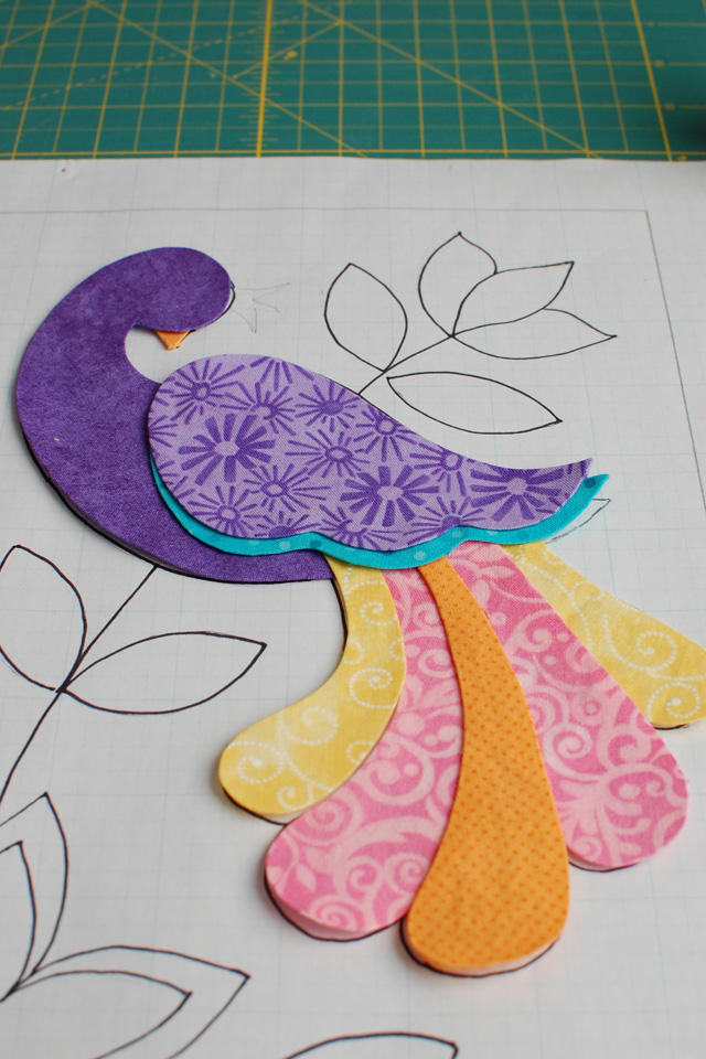 Glue wing 2