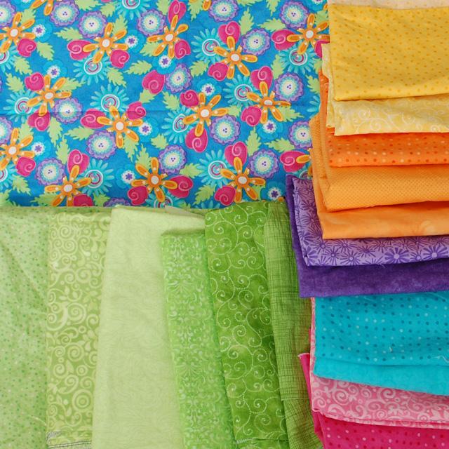 Tweet fabrics