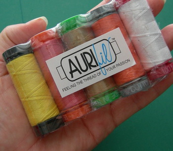Aurifil thread giveaway