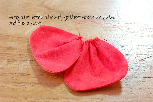 Step 11-add petal