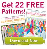 22 Free Pattern Signup Image