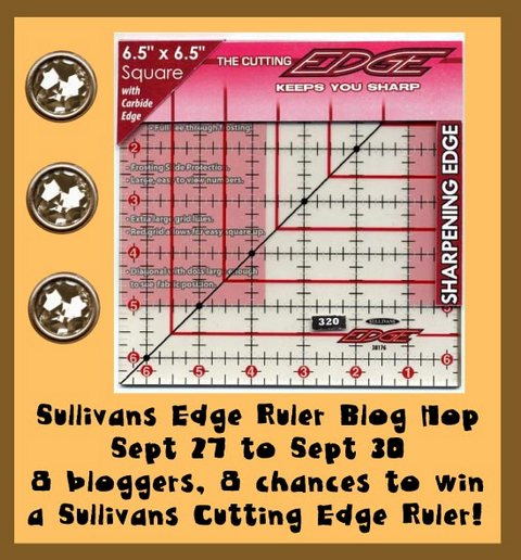 2011 Sullivan Ruler blog hop button