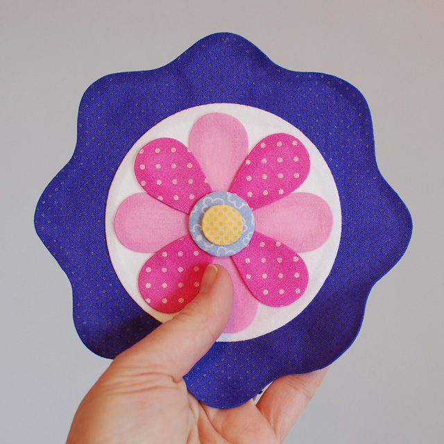 Center flower 2