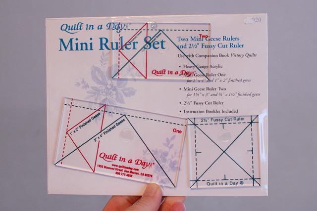 Give away ruler