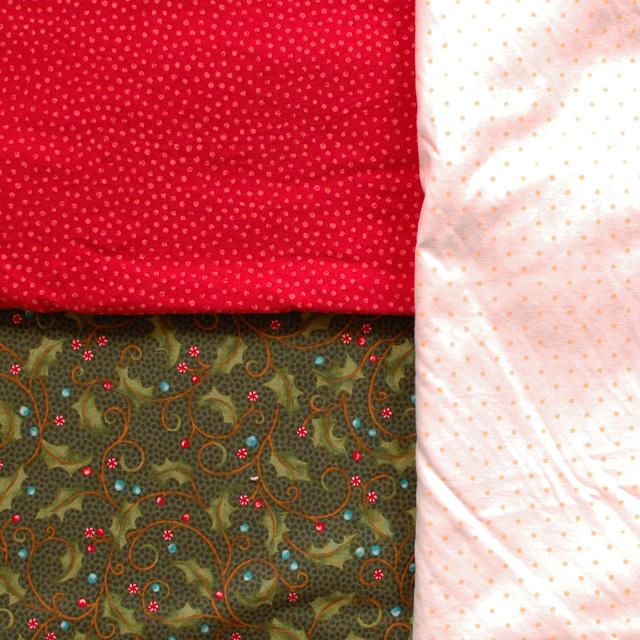 Jingle Fabric