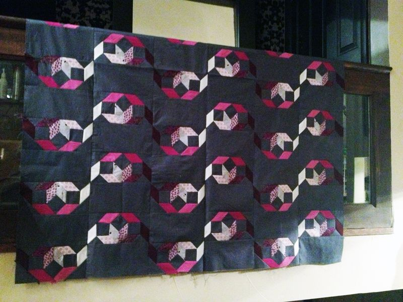 Tracee quilt