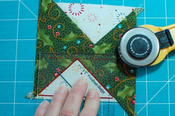 Piecing Tips And Tricks Quilt In A Day Rulers One Piece