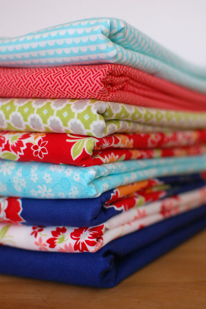 Miss Kate fabric
