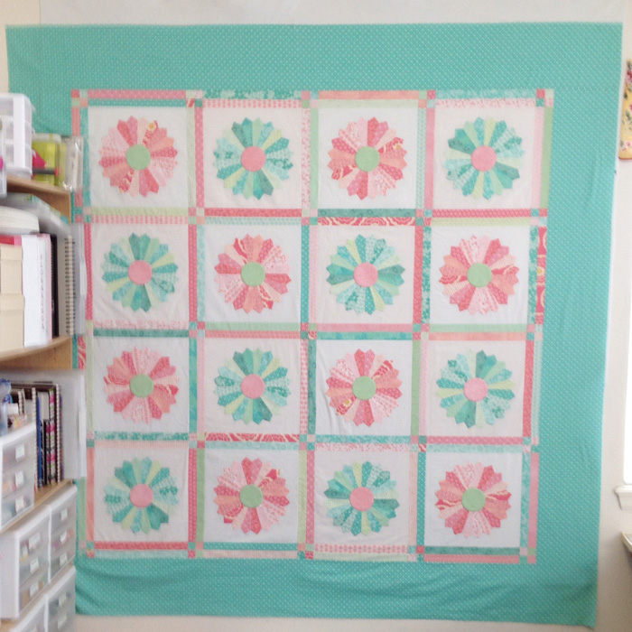 Design Wall For Quilting design wall monday - one piece at a time