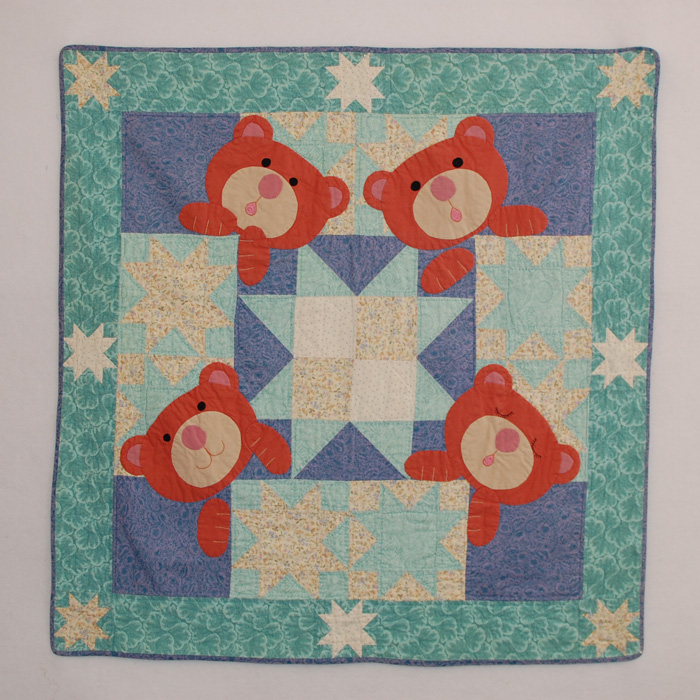 Quiltmaker and me