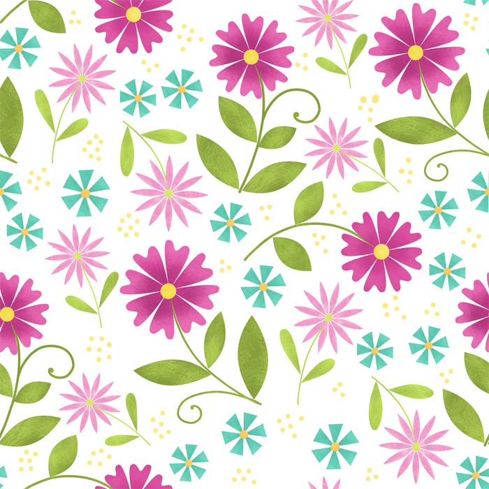 Floral Pattern-web